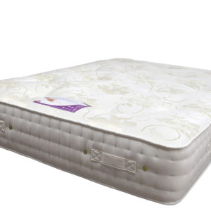 Serenity Comfort Arley double mattress, showing the full size