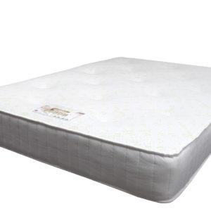 Kensington Heritage memory foam luxury double mattress, showing the full size