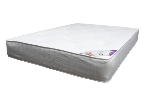 Handcraft Beds Mayfair double mattress, showing the full size