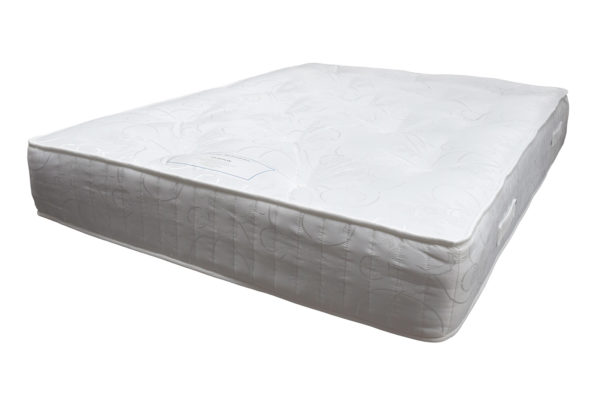 Serenity Comfort Somerford double mattress, showing the size