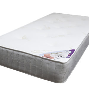 Handcraft Beds Mayfair single mattress, showing the full size