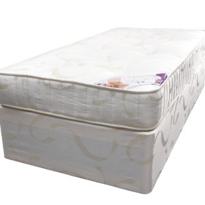 Divan Aspire bed base and Aspire Single mattress