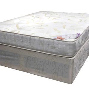 Divan Aspire bed base and Aspire double mattress