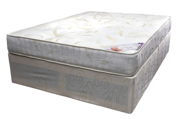 Divan Aspire bed base and mattress King Size