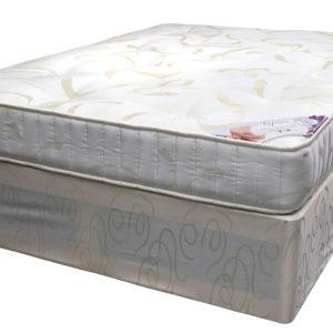 Divan Aspire bed base and mattress Super King Size