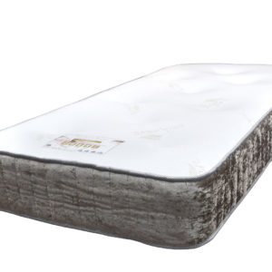 Kensington Heritage Memory Foam Luxury single mattress, showing all