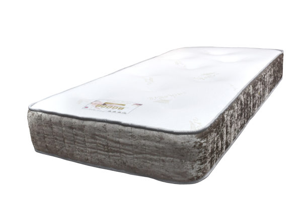 Kensington Heritage Memory Foam Luxury single mattress, showing all