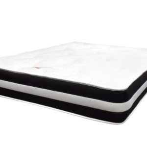 Serenity Comfort Eaton Double Mattress, showing all