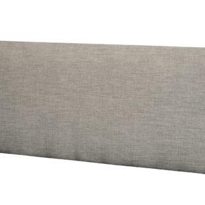 Double Headboard in natural linen