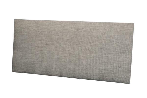 Double Headboard in natural linen