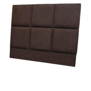 Single Headboard in brown