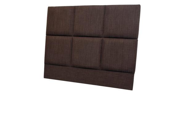 Single Headboard in brown