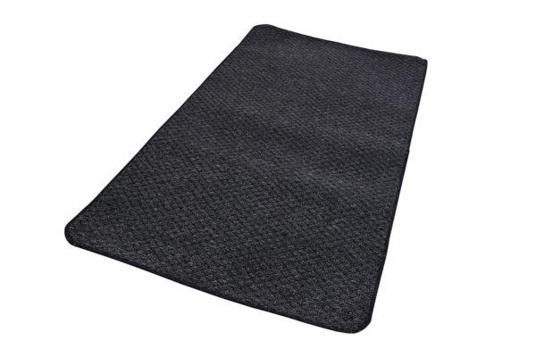 Doormat charcoal colour