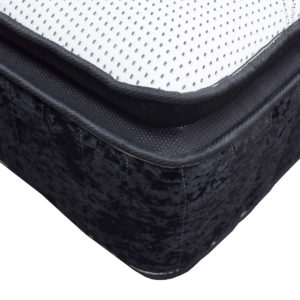 Serenity Comfort Diamond Mattress, showing the corner