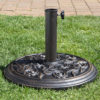 Cast Iron Parasol Base