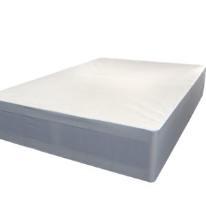 Satin Queen divan base double
